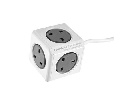 ALLOCACOC PowerCube Extended 1.5M, 5 Outlets