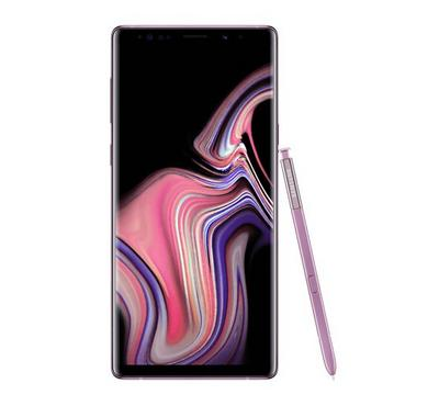 Samsung Galaxy Note 9, 128GB, Lavender Purple