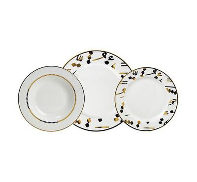 La Mesa Dinner Set Of 18Pcs