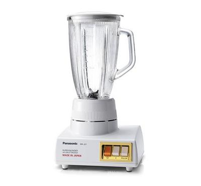 Panasonic Super Blender, 2L Capacity, 500W, Glass Jar