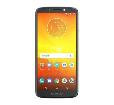 Motorola E5, 16GB, Gray