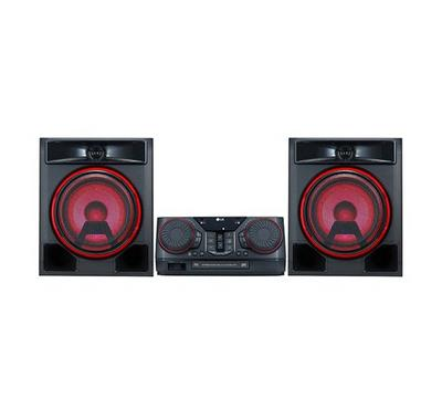 LG XBOOM DVD Mini Hi-Fi Audio System 700W Black