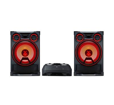 LG XBOOM CD Mini Hi-Fi Audio System 5000W Black