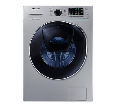 Samsung Washer 8kg ,Dryer 6kg, Front Load, Silver