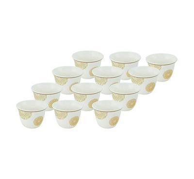 La Mesa Cawa Cup Set Of 12Pcs