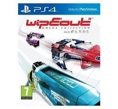 Sony Wipeout Omega Game for PS4
