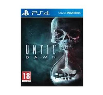 Sony Until Dawn Game for PS4