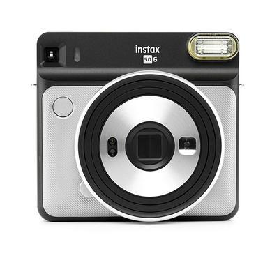 FUJIFILM instax SQUARE SQ6 Instant Film Camera, Graphite Grey