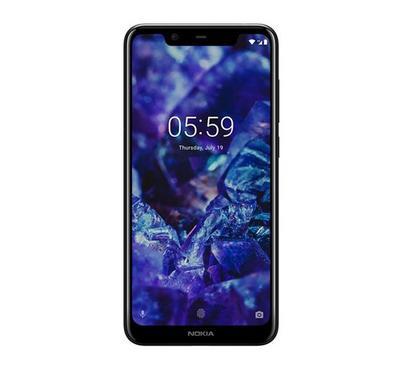 Nokia 5.1 Plus TA-1105, 32GB, Black
