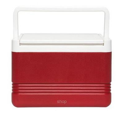 Igloo 6 Cans Capacity Coolbox Red