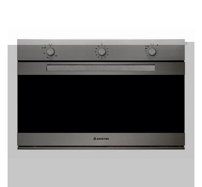 Ariston 90cm Built in Gas Oven Inox