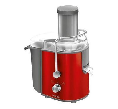 Sencor 1.6L Juice Extractor 800W Red