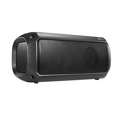 LG Portable Bluetooth Speaker with 16W, Waterproof IPX7, Black