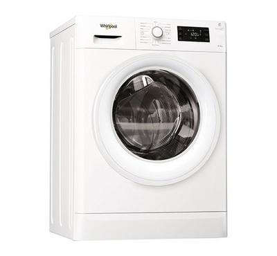 Whirlpool Washer 8kg ,Dryer 6kg, Front Load, 1400rpm, White.