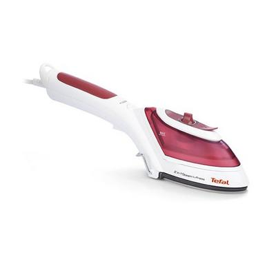 Tefal 2in1 Steam N Press. 800W, Red and White