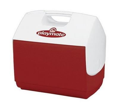 Playmate pal Igloo 7 Qt. Cooler Red
