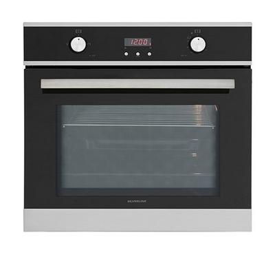 Silverline Electric Oven w/ Grill, 60cm, Built-in, Stainless
