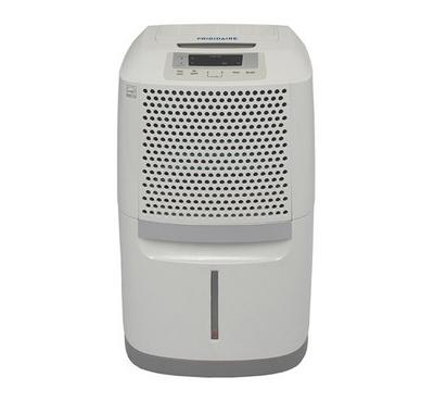 مزيل الرطوبة  فريجيدير   تشغيل / إيقاف مؤقت  دلو  إيقاف  التلقائي  الرطوبة الرقمية العرض.  FPEA30GEEWD