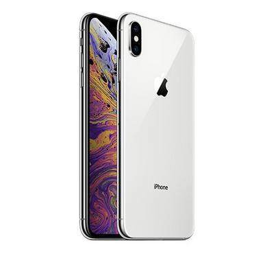 iPhone XS Max, 256GB, FaceTime, Silver