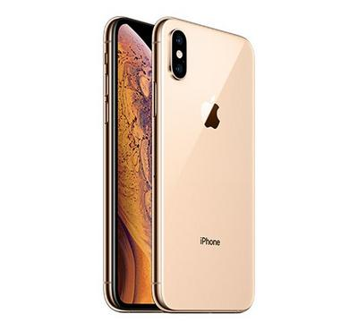 iPhone XS, 64GB, FaceTime, Gold
