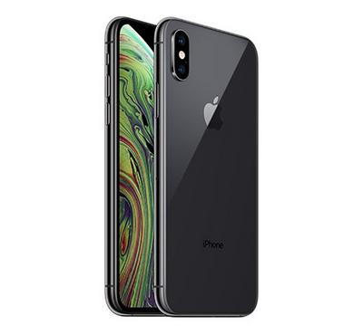 iPhone XS, 512GB, FaceTime, Space Grey
