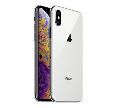 iPhone XS, 512GB, FaceTime, Silver