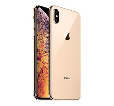 iPhone XS Max, 512GB, FaceTime, Gold