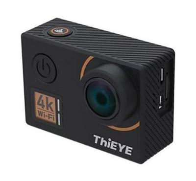 Thieye Native 14MP 4K Voice with Remote Control Wi-fi Action Camera