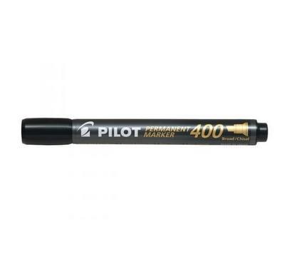 Pilot PERMANENT MARKER 400 Permanent Marker Pen 4pcs Pack