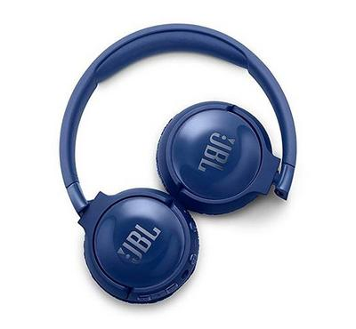 JBL Tune Wireless On-ear Headphones Blue