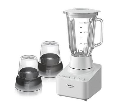 Panasonic Blender, Glass Jar 2L, 600W, Speed 1,2