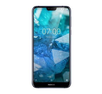Nokia 7.1, TA-1085, 64GB, Blue