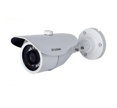 D-link 4 MegaPixel Full HD Indoor/Outdoor PoE Bullet Camera