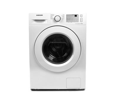 Samsung Front load Washing Machine, 8 kg, White