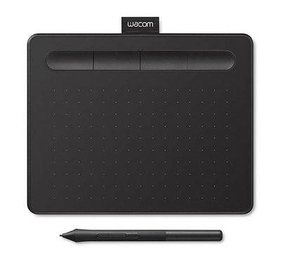 Wacom Intuos S, Tablet with Digital Pen