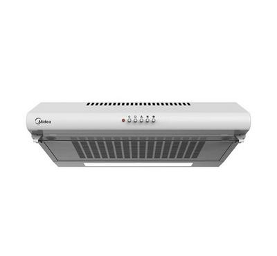 Midea 60cm Traditional Cooker Hood 180m3/h 125W Silver