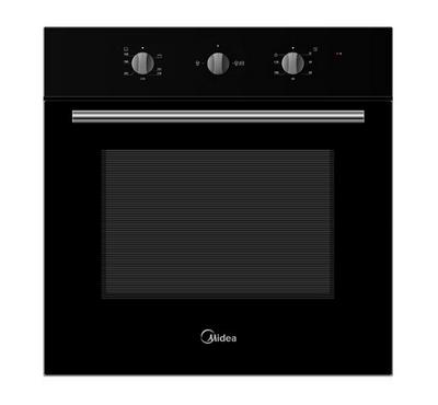 Midea Gas Oven w/ Grill, 60cm, 61.0L, Built-in, Stainless