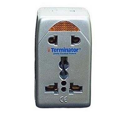 Terminator 2-Way Multi-world Adaptor