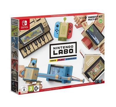 Variety Kit - Nintendo Labo  - Nintendo Switch