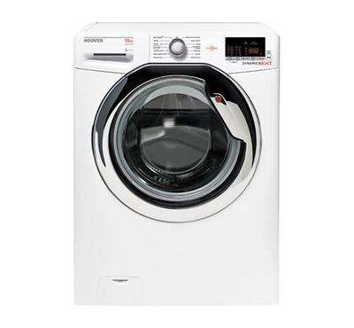 Hoover DYNAMIC NEXT 10.0KG Washing Machine Front Load White