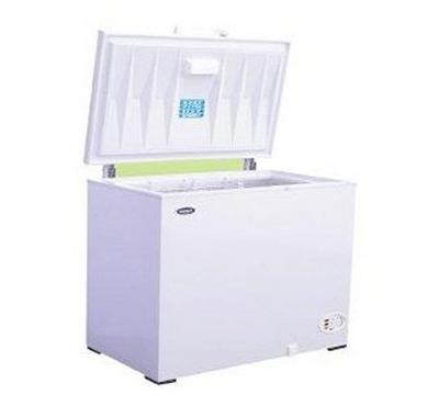 Supra Chest Freezer, 350L, 220V, White