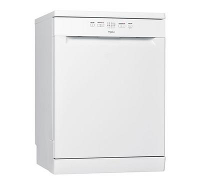 Whirlpool Dishwasher 5 برامج ، 13 PS ، 11 لتر ، 49 ديسيبل A + ، أبيض