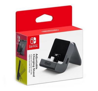 Nintendo Adjustable Charging Stand - Nintendo Switch