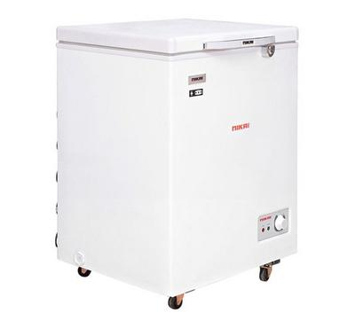 Nikai 150L Internal Condenser Chest Freezers White