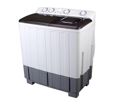 Daewoo Twin Tub Semi Automatic Washing Machine , 13KG, White