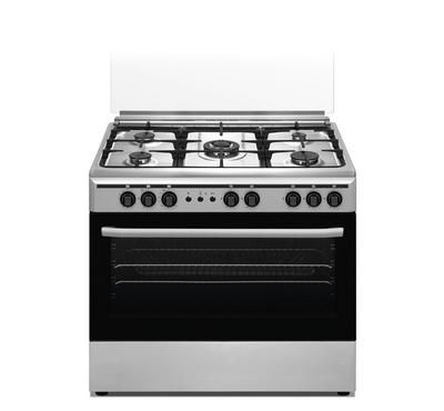 Fratelli 90x60 Freestanding Cooker Stainless steel