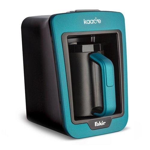 Fakir, KAAVE Turkish Coffee Maker, Turquoise