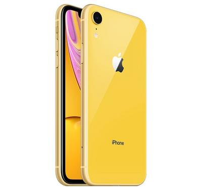 Apple iPhone XR, 128GB, Yellow