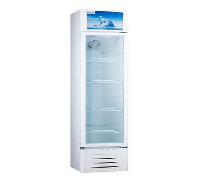 Midea 211L Visible Chiller White