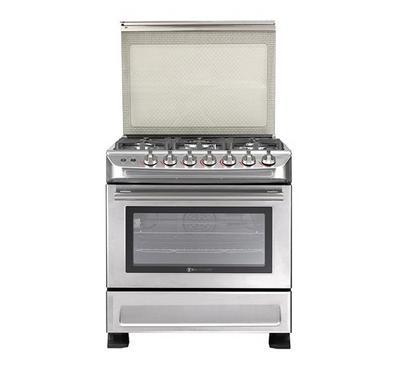Westpoint 80 x 60 Freestanding Cooker Inox